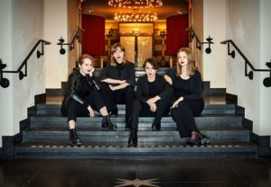 The Sisters Session tillhör Konserthusets sommarmusiker.