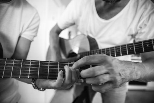 eng Arvsfondsprojektet Songlines vill att ungdomar ska känna sig välkomna och få möjligheten att uttrycka sig med kultur och musik.