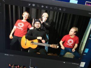 Songline med stöd av stiftelsen Signatur