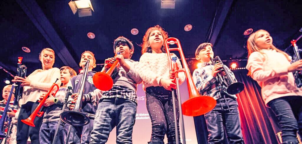 Med stöd av Stiftelsen Signatur kan Musik i Syd fördjupa arbetet och skapa förutsättningar för att barn ska möta den klassiska musiken och Kulturkvarteret i Kristianstad.