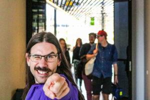 """Med stöd av Stiftelsen Signatur kan tankesmedjan Unga tankar om musik genomföra projektet """"Husockupanter på Uppsala Konsert och Kongress""""."""