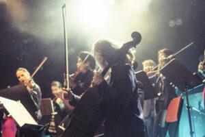 Gränslandet – Symfonisk fest på Trädgården 16-17 aug 2019
