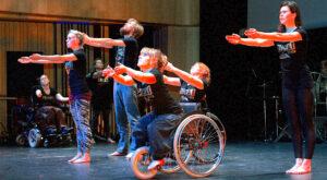 """Projektet """"ShareMusic ArtLabs"""" erbjuder en ökad mångfald och att ett ökat antal funktionshindrade konstnärer är representerade på scenen. Foton: Åsa Rosén"""