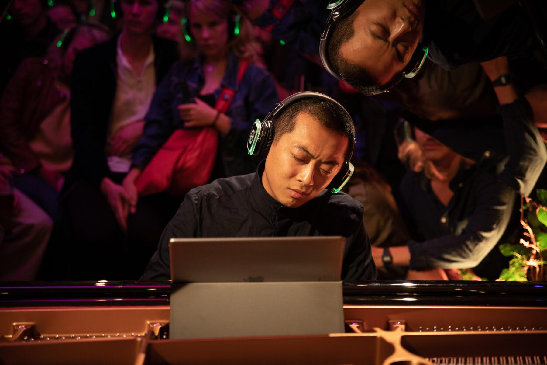 Gränslandets symfoniska fest 2019 med pianisten David Huang