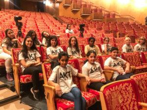 AKT Talkhow är ett nytt projekt som utformats för att bredda och vidareutveckla AKT:s målsättning att skapa inkluderande och engagerande miljöer inom kultur och scenkonst för unga