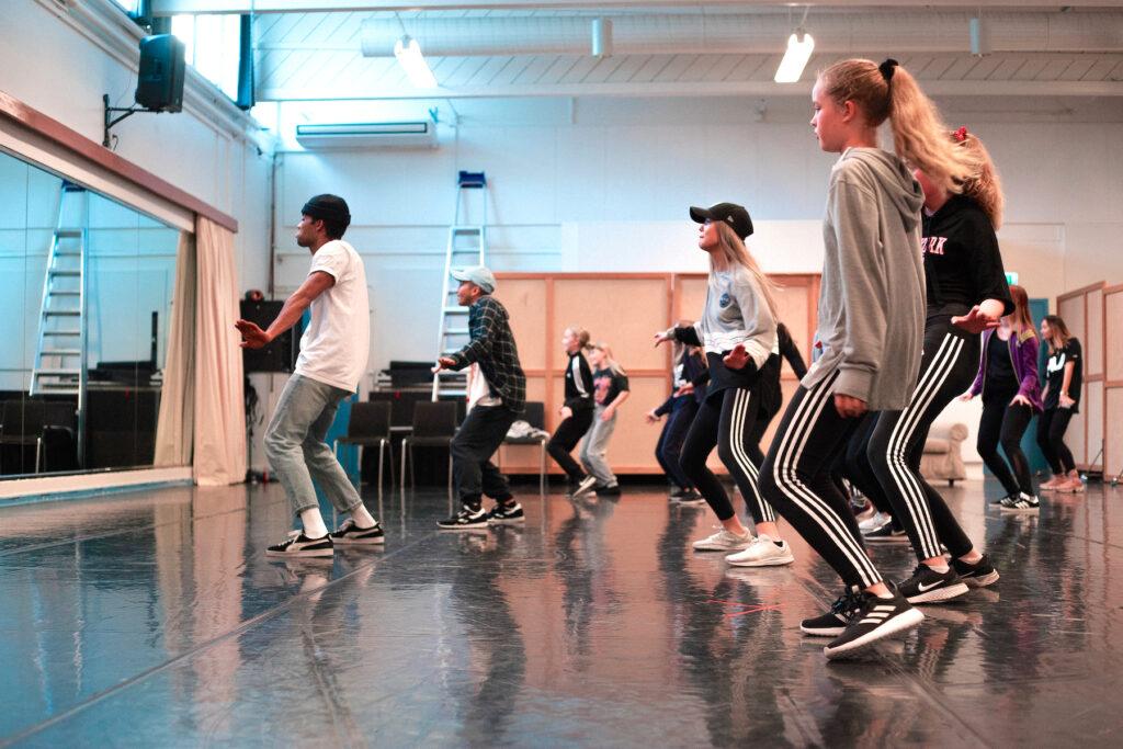 Med stöd av stiftelsen Signatur har Malmö Opera möjlighet att genomföra projektet AKT.