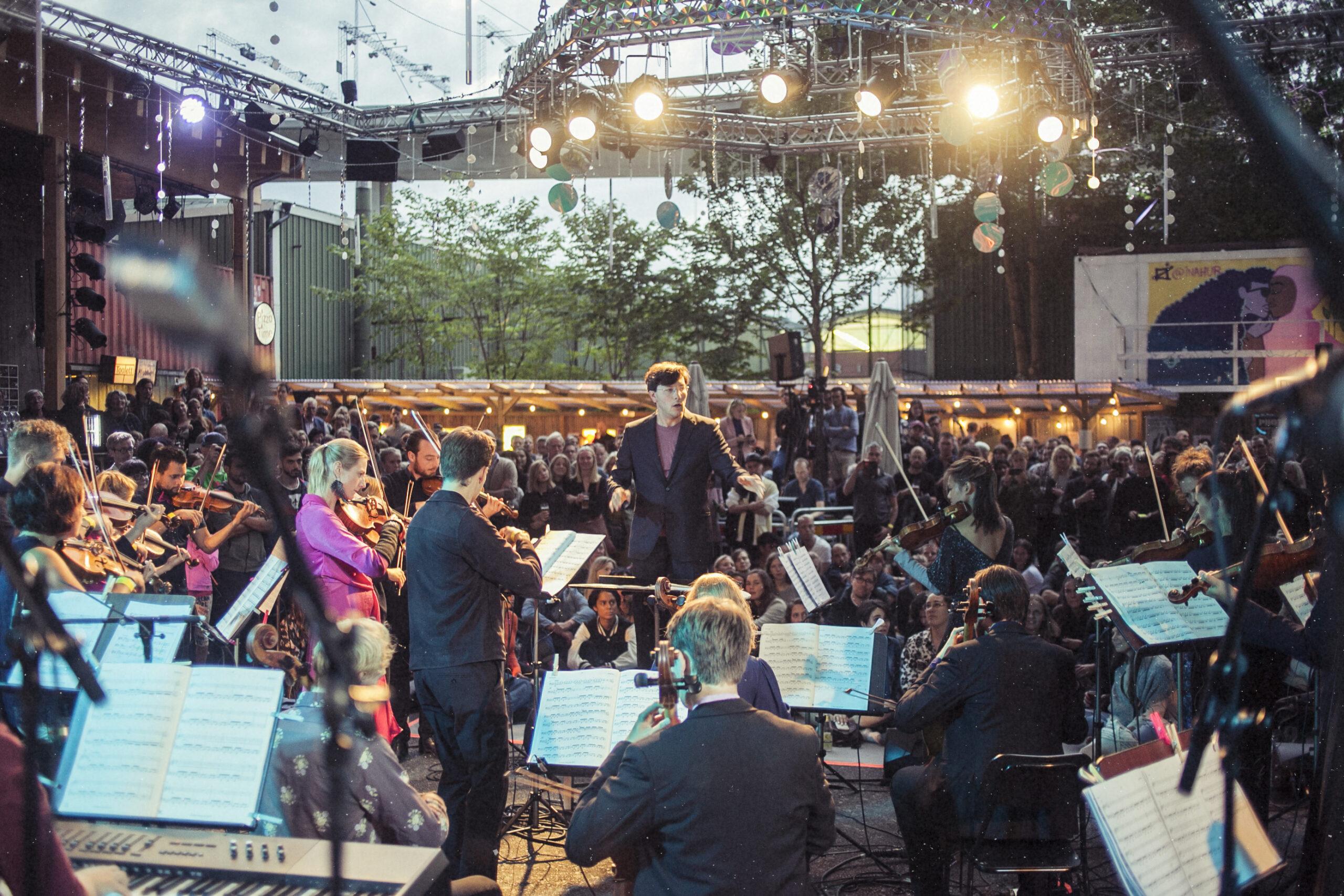 Gränslandet – symfonisk fest 2021.