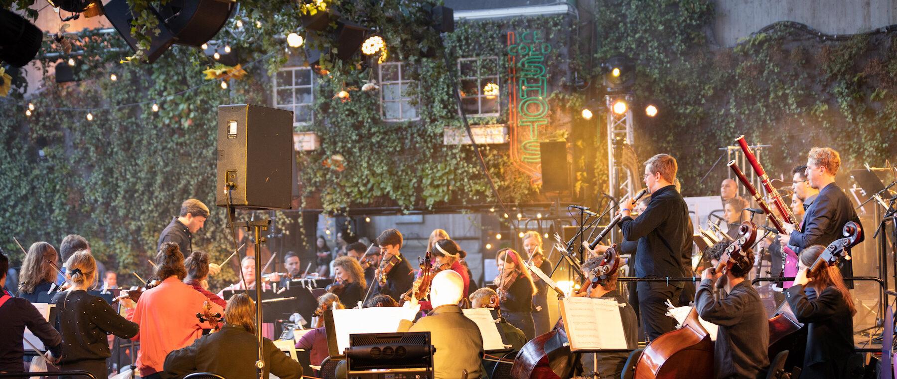 Gränslandet 2021 - symfonisk fest med stöd av Signatur